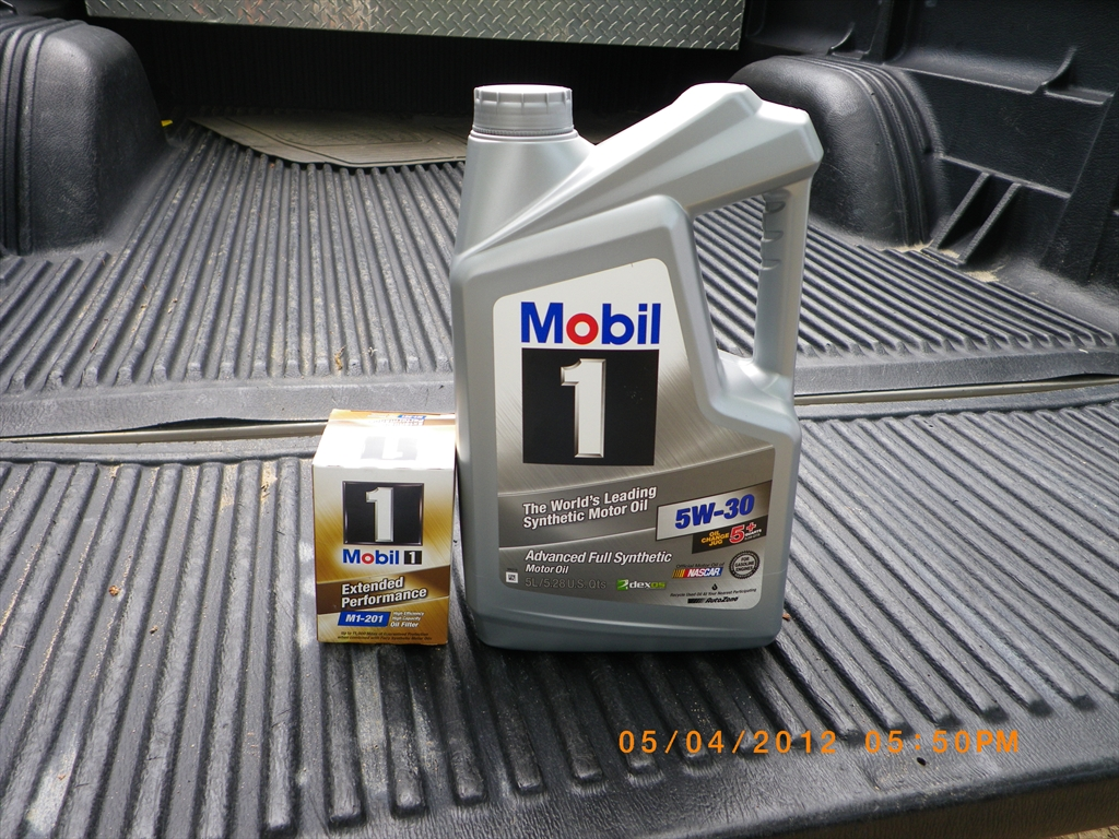 Do you use synthetic motor oil autoholics What do i do with used motor oil