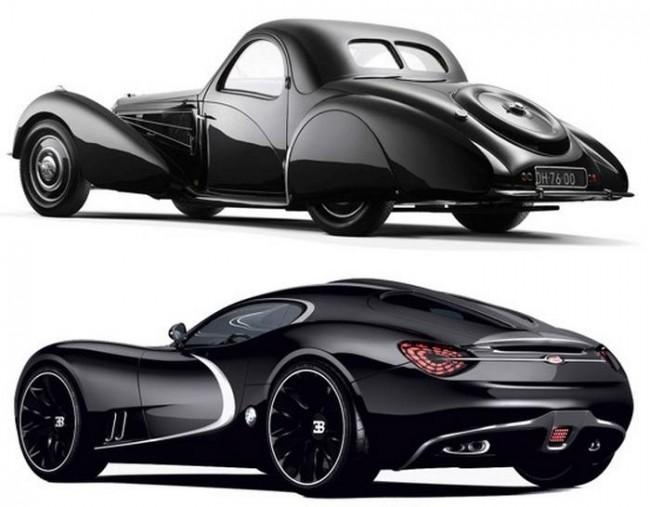 bugatti gangloff concept the veyron s sexy sister pics. Black Bedroom Furniture Sets. Home Design Ideas